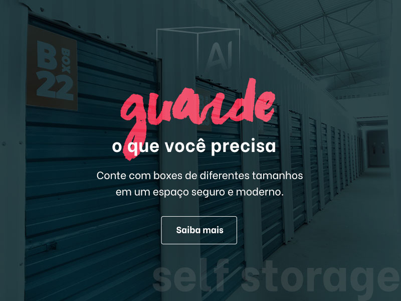 Self Storage - Armazém Inteligente Fortalza